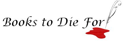 Books to Die for Logo