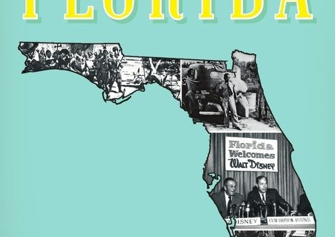 History of Florida book