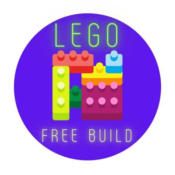 LEGO Free Build on Zoom