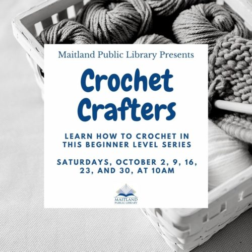 Crochet Crafters